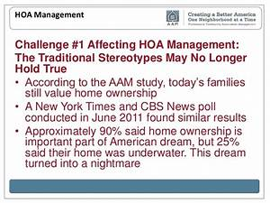 HOA Management: The Five Most Significant Challenges ...