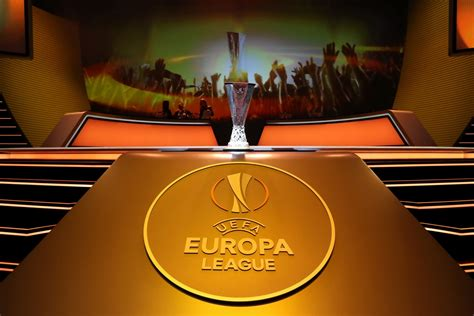 uefa europa league   draw arsenal pitted