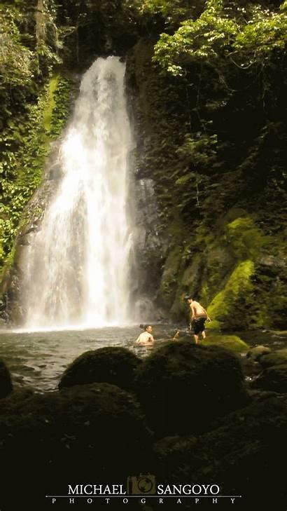 Falls Park Isarog Camarines National Sur Mt