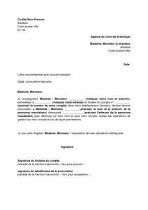 Documents Pour Compromis De Vente : lettre de procuration permanente pour la gestion d 39 un compte bancaire mod le de lettre gratuit ~ Gottalentnigeria.com Avis de Voitures