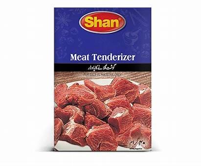 Meat Tenderizer Shan Powder Recipe Grams Oz