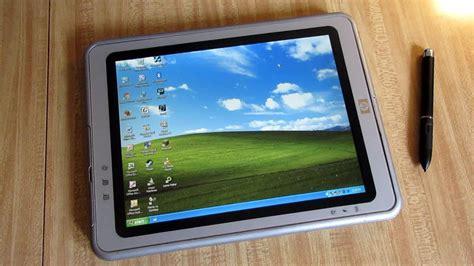 Tablet That Runs Windows This Tablet Runs Windows Xp Youtube