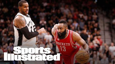 Rockets Vs. Spurs, LeBron's Road To Finals, 2017 NFL Draft ...