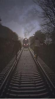 Free Images : light, track, fog, mist, night, sunlight ...