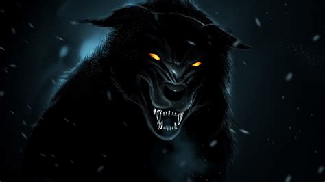 black werewolf wallpaper  images