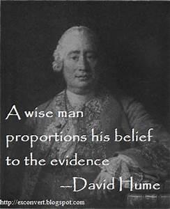 Jewish Atheist ... Hume Quotes