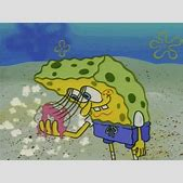 Weird Spongebob...