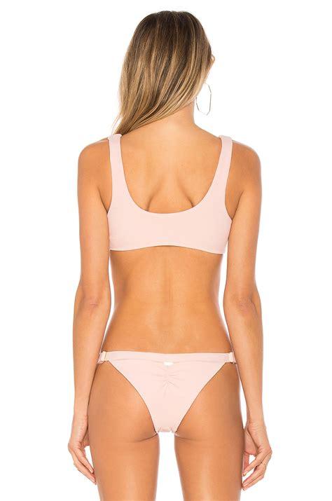 Bikini Shop Beach Bunny Rib Tide Top The Beverly Hills Bikini Shop
