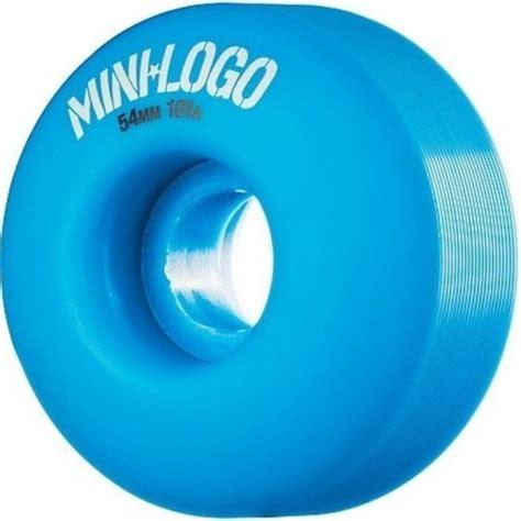 Mini Logo Decks Australia by Powell Skateboard Wheels Mini Logo Blue 54mm