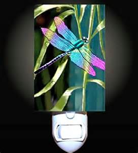 Dragonfly Night Lights Decorative