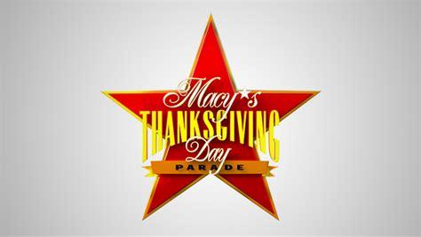 macys thanksgiving day parade logo design