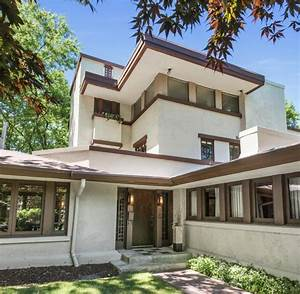 Frank Lloyd Wright Architektur : architektur frank lloyd wright h user stehen zum verkauf welt ~ Orissabook.com Haus und Dekorationen