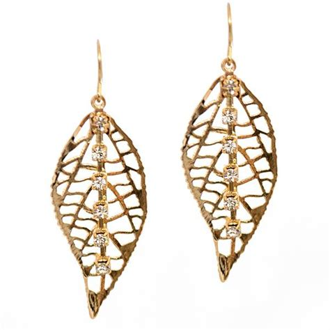 Rancho Trading Company Ea672 Elegant Gold Or Silver Leaf. Artsy Rings. Jewellery Platinum. Mens Bracelet. Miadora Engagement Rings. Topaz Jewelry. Stone Sapphire. Gold Bangle Bracelets. Custom Baseball Necklace
