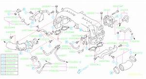 14459aa660 - Duct Assembly-air Intake  Manifold  Throttle  System