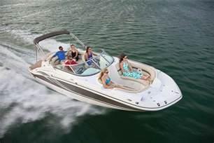 24 Foot Hurricane Deck Boat