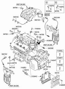392103c600 - Hyundai Sensor Assembly