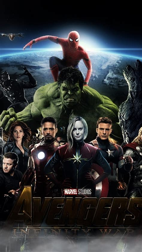 Avengers 3 Wallpaper For Android  2018 Android Wallpapers