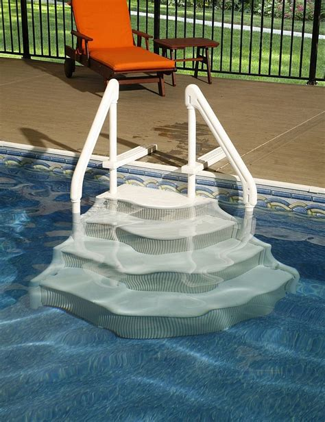 Above Ground Pool Ladder For Deck by 25 Best Ideas About Above Ground Pool Prices On