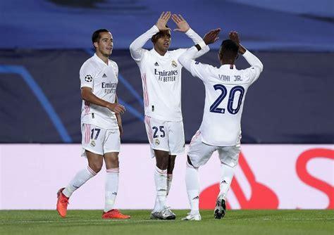 Real Madrid 3-2 Inter Milan: 5 Talking Points as Rodrygo ...