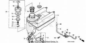 Honda Ex350 A  A Generator  Jpn  Vin  Ecc