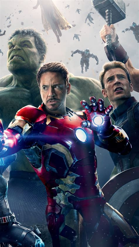 Wallpaper Avengers: Age of Ultron, Best Movies of 2015 ...