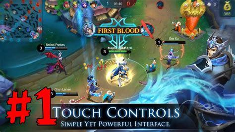 Mobile Legends Bang Bang Iosandroid Mobile Game Gameplay
