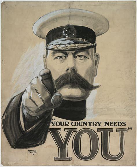 joining  british army    world war