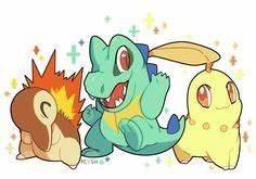 Shiny Kanto Starters Or Shiny Johto Starters?   Pokémon Amino