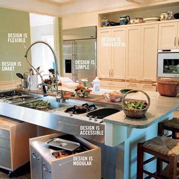 universal kitchen project  began