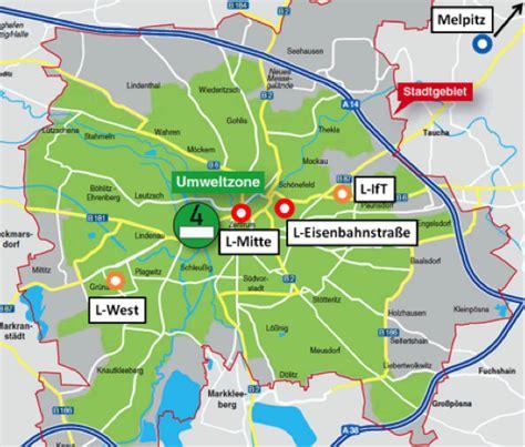 Umweltzonen Deutschland Karte 2015