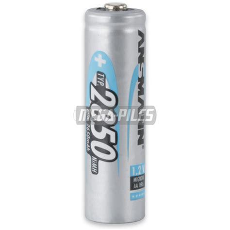 piles rechargeables lr6 ziloo fr