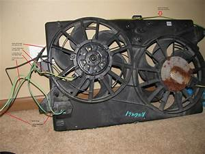 Ford Contour Dual Electric Fan