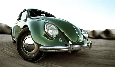 Classic Car Volkswagen Beetle Wallpaper Desktop Best Hd