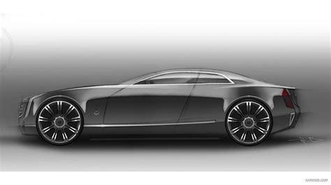 2013 Cadillac Elmiraj Concept Side