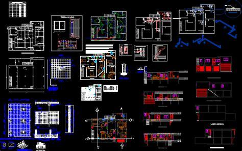 studio apartment  autocad cad   mb