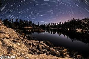 Lyrid meteors and star trails in Arizona on EarthSky ...