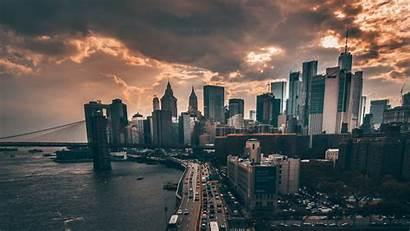 4k York Manhattan Wallpapers Backgrounds