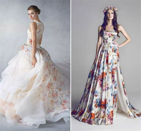 choose  colored wedding dress lunss
