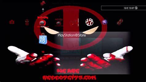 Reddotwattsy Rdc V3 Ps3 Theme 1080p Hd Youtube