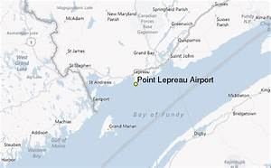 Point Lepreau Airport Weather Station Record