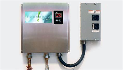Chauffe-eau Sans Réservoir