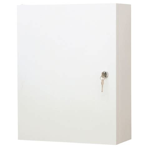 Medicine Cabinet Ikeaca by 196 Lockable Cabinet White