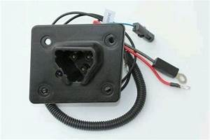 Find Ezgo Rxv Receptacle 48 Volt New Motorcycle In Godwin  North Carolina  United States  For Us