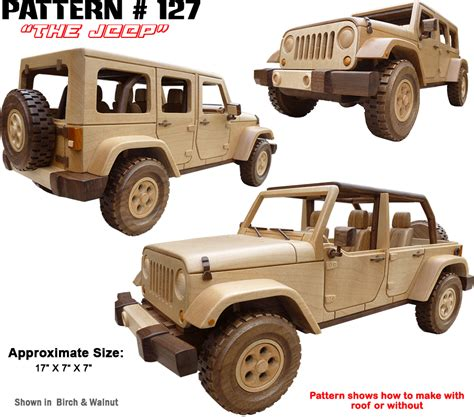 wooden toy plans patterns models  woodworking