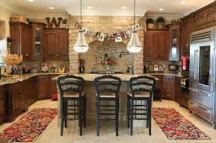 decor ideas for kitchens decorating ideas that add festive charm to your