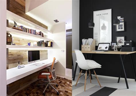 20 Modern Home Office Ideas To Improve Your Productivity