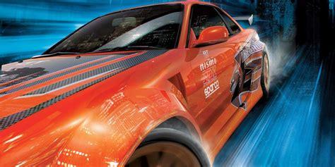 Need for Speed: Underground Deserves a Next-Gen Game | CBR