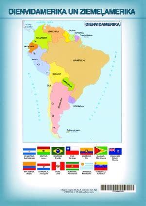 Zvaigzne ABC - Dienvidamerika un Ziemeļamerika (A4)