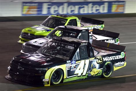 2020 #41 Cram Racing Enterprises - Jayski's NASCAR Silly ...