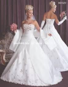 robe orientale mariage 07 wedding dress white ivory embroidery satin gown wholesale 07 wedding dress white ivory
